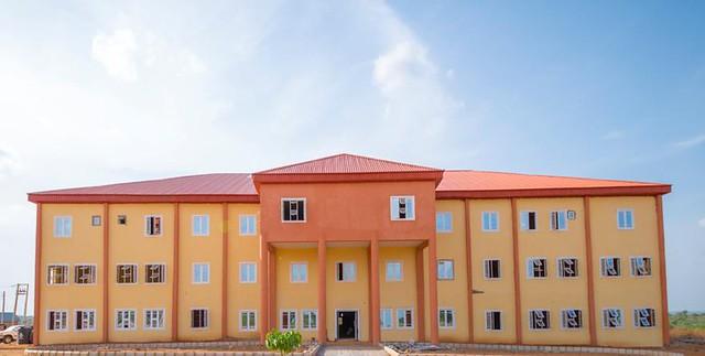 Faculty building